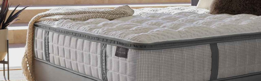 Handmade luxury mattress from aireloom