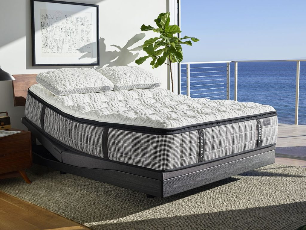 High end luxury mattress from Aireloom